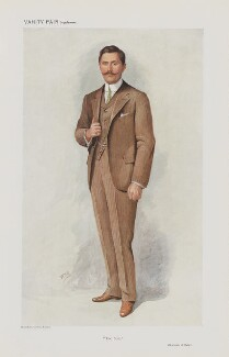 John Crichton-Stuart, 4th Marquess of Bute ('Men of the Day. No. 1225.