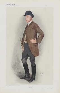 Sir Alfred Edward Turner ('Men of the Day. No. 1232.