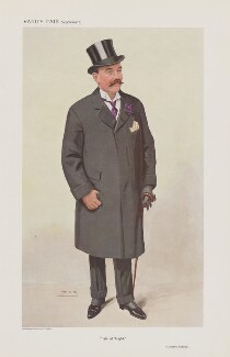 Sir Godfrey Baring, 1st Bt ('Men of the Day. No. 1245.