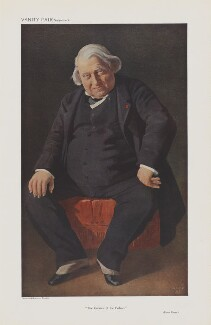 (Joseph) Ernest Renan ('Men of the Day. No. 1247.