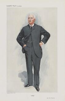 Sir Philip Hickson Waterlow, 2nd Bt ('Men of the Day. No. 1255.