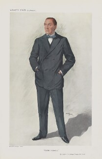 Edward Henry Carson, 1st Baron Carson ('Men of the Day. No. 1265.
