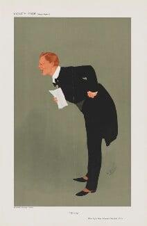 Winston Churchill ('Men of the Day. No. 1269.