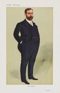 Francis ('Frank') Matcham ('Men of the Day. No. 1286.