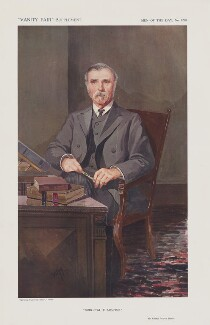 Sir Alfred Pearce Gould ('Men of the Day. No. 1298.