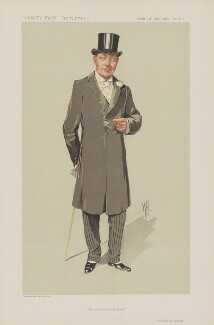 Hugh Cecil Lowther, 5th Earl of Lonsdale ('Men of the Day. No. 2277.