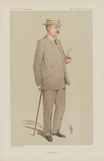 William Frederick Waldegrave, 9th Earl Waldegrave ('Men of the Day. No. 2293.