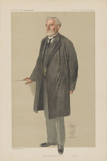 Sir Frank Cavendish Lascelles ('Men of the Day. No. 2295.