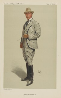 William Hall Walker, 1st Baron Wavertree ('Men of the Day. No. 2304.