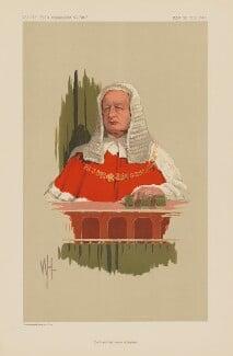 Richard Everard Webster, Viscount Alverstone ('Men of the Day. No. 2307.