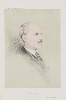 Maurice Henry Hewlett ('Men of the Day. No. 2313.