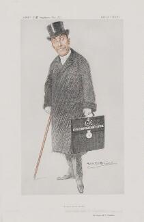 Charles Hallam Elton Brookfield ('Men of the Day. No. 2321.