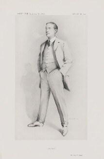Henry Vernon Esmond (Harry Esmond Jack) ('Men of the Day. No. 2323.