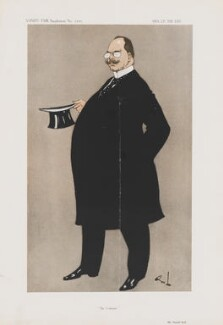 Sir Oswald Stoll (né Gray) ('Men of the Day. No. 2344.