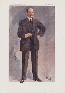 Prince Arthur of Connaught ('Men of the Day. No. 2345.