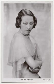 Flora Robson, by Janet Jevons - NPG x198132