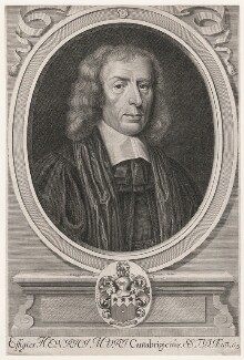 Henry More, by David Loggan - NPG D45883