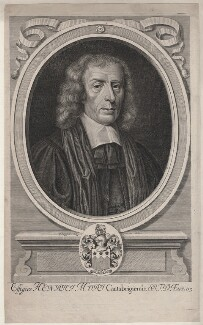 Henry More, by David Loggan - NPG D45884