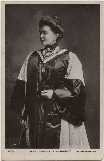 Princess Louise, Duchess of Connaught (née Princess of Prussia), by Lafayette, published by  Rotary Photographic Co Ltd - NPG x193282