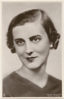 Princess Marina, Duchess of Kent, by Dorothy Wilding, published by  Raphael Tuck & Sons - NPG x193292