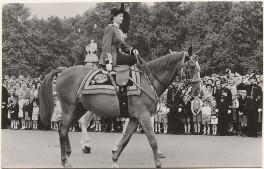 Queen Elizabeth II, published by Raphael Tuck & Sons - NPG x193040
