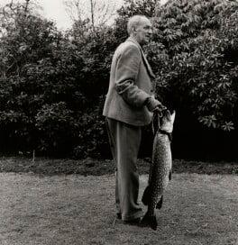 John Nash, by Anthea Sieveking - NPG x199120