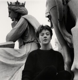 Eileen Atkins, by Anthea Sieveking - NPG x199127