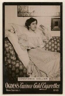 Constance Collier, published by Ogden's - NPG x193299