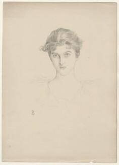 Pamela Grey (née Wyndham, later Lady Glenconner), Viscountess Grey of Fallodon, after Violet Manners, Duchess of Rutland - NPG D45894