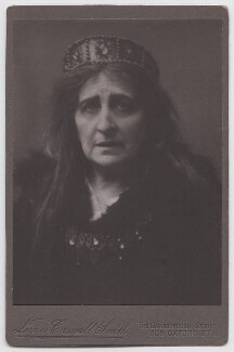 Dame (Lucy) Genevieve Teresa Ward, Countess de Guerbel as Volumnia in 'Coriolanus', by Lizzie Caswall Smith, 1910 - NPG  - © reserved; collection National Portrait Gallery, London