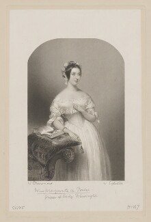 Marguerite Agnes Power, by William Henry Egleton, after  William Drummond - NPG D45895