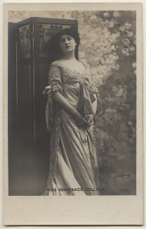 Constance Collier, by Lallie Charles, published by  Rapid Photo Co - NPG x193122