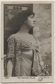 Constance Collier, by Lallie Charles, published by  Rotary Photographic Co Ltd - NPG x193123