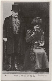 Princess Louise Caroline Alberta, Duchess of Argyll; John Campbell, 9th Duke of Argyll, published by J. Beagles & Co - NPG x193046