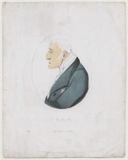 Arthur Wellesley, 1st Duke of Wellington ('V.V.V.'), by C. Graf - NPG D45900