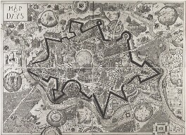 'Map of Days', by Grayson Perry, 2013 - NPG  - © Grayson Perry and Paragon | Contemporary Editions Ltd
