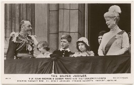 'The Silver Jubilee', published by J. Beagles & Co - NPG x193092