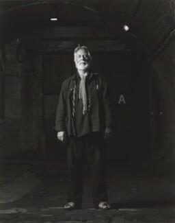 Barrie Rutter, by Paul Wolfgang Webster - NPG x199152