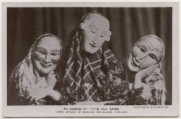 An Absurdity: 'The Old Wives' (Arts League of Service Travelling Theatre), by Madame Yevonde - NPG x198147