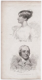 Possibly Sarah Smith; Robert John Thornton, published by James Cundee, after  Unknown artists - NPG D45906