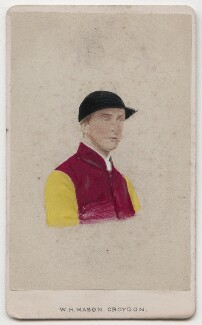 Thomas ('Tom') Chaloner, by William Henry Mason - NPG Ax199176