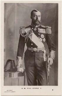 King George V, after Lafayette - NPG x196915