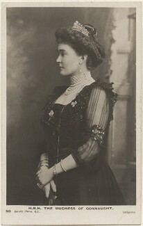 Princess Louise, Duchess of Connaught (née Princess of Prussia), by Lafayette, published by  Rotary Photographic Co Ltd - NPG x196922