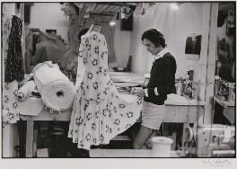 Ossie Clark, by Neil Libbert - NPG x199186