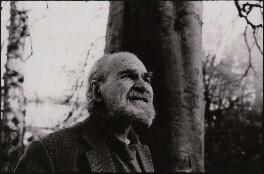 Basil Bunting, by Neil Libbert - NPG x199190