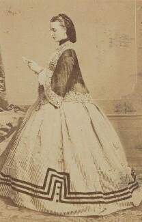 Queen Alexandra, by Ghémar Frères - NPG Ax196504