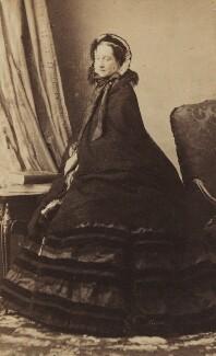 Eugénie, Empress of France, by Disdéri - NPG Ax196522