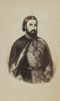 Abdülmecid I, Sultan of the Ottoman Empire, by Unknown photographer - NPG Ax196530