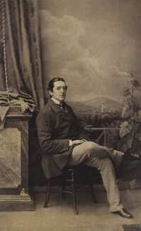 Coote Synge-Hutchinson, by Unknown photographer - NPG Ax196537
