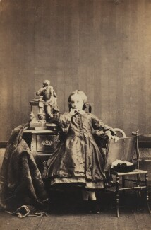 Adelaide Margaret Tighe (née Browne), by Camille Silvy - NPG Ax196554